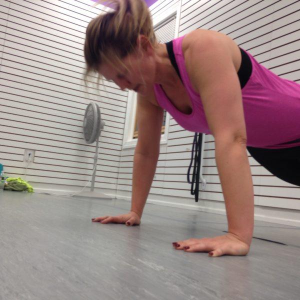 Sharon Nerger Push-Up