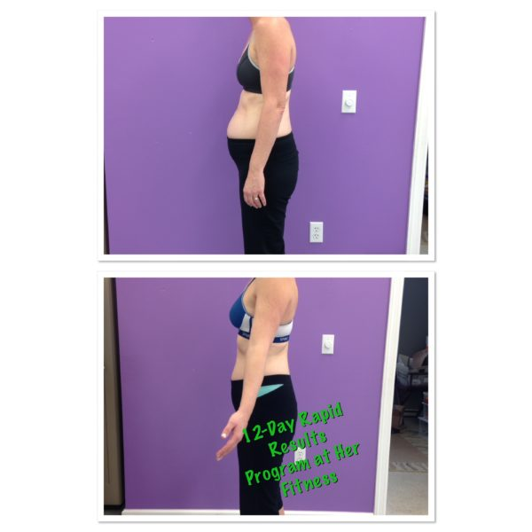 12-Day Rapid Results Before & After