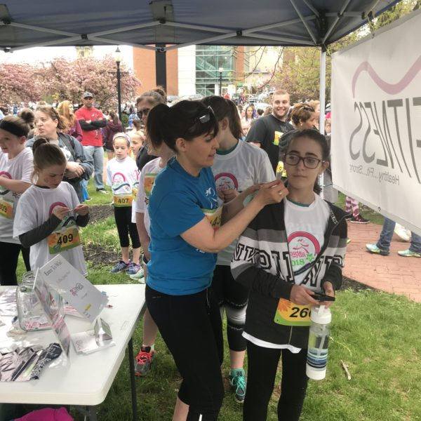 Marie_putting On Tattoos GOTR